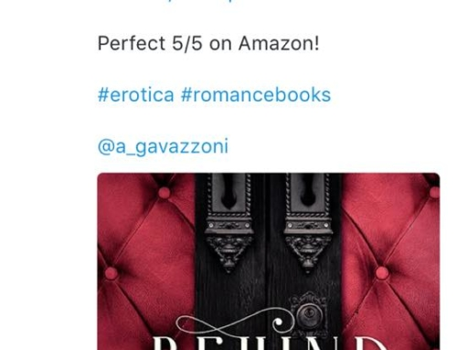 The Online Book Club gave my new novel, Behind the Door, a perfect 5/5 stars!