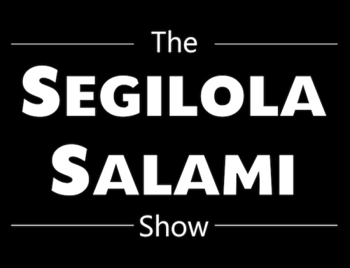 A. Gavazzoni and Max Ivey interviewed by Segilola Salami!