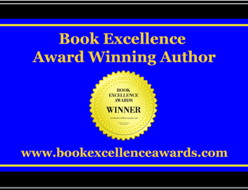 ADRIANA GAVAZZONI RECEIVED THE BOOK EXCELLENCE AWARD WINNING AUTHOR