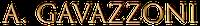 Adriana Gavazzoni Logotipo